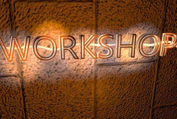 Ein Workshop mit weicher Struktur