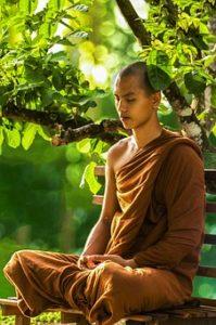 Meditation als ein Aspekt des spirituell seins