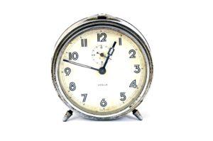 Zeit und Geduld