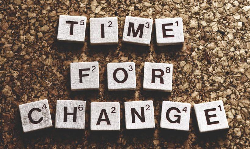 Persönlichkeitsentwicklung – sich verändern (1)